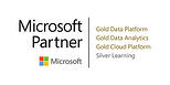 Microsoft Partner Gold Data Platform Data Analytics Cloud Platform Award