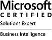 Microsoft Certified Solutions Expert Business Intelligence