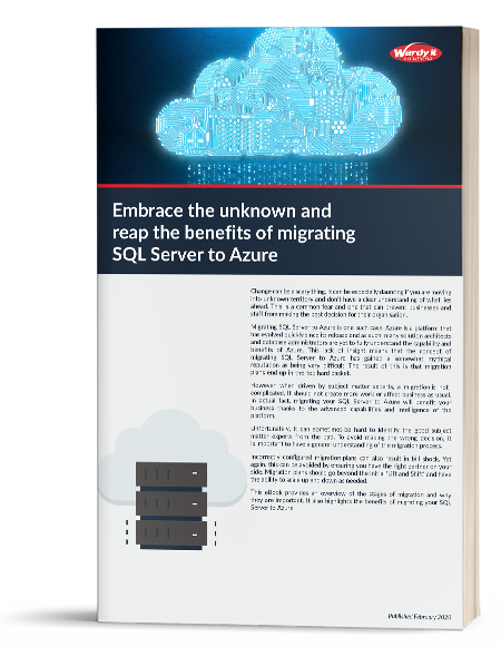 Migrating SQL Server to Azure ebook